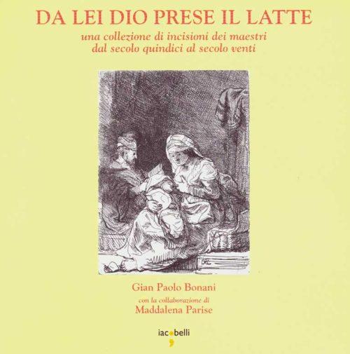 MARIA-LACTANS collezione stampe antiche