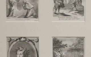 Stampe Antiche Dante