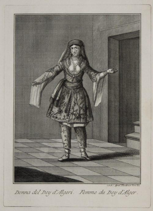 DONNA D'ALGERI