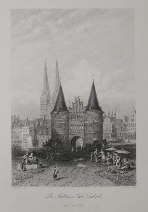 THE HOLSTEIN GATE