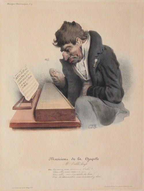 MUSICIENS DE LA CHAPELLE
